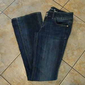 American Eagle artist boot cut jeans 4R